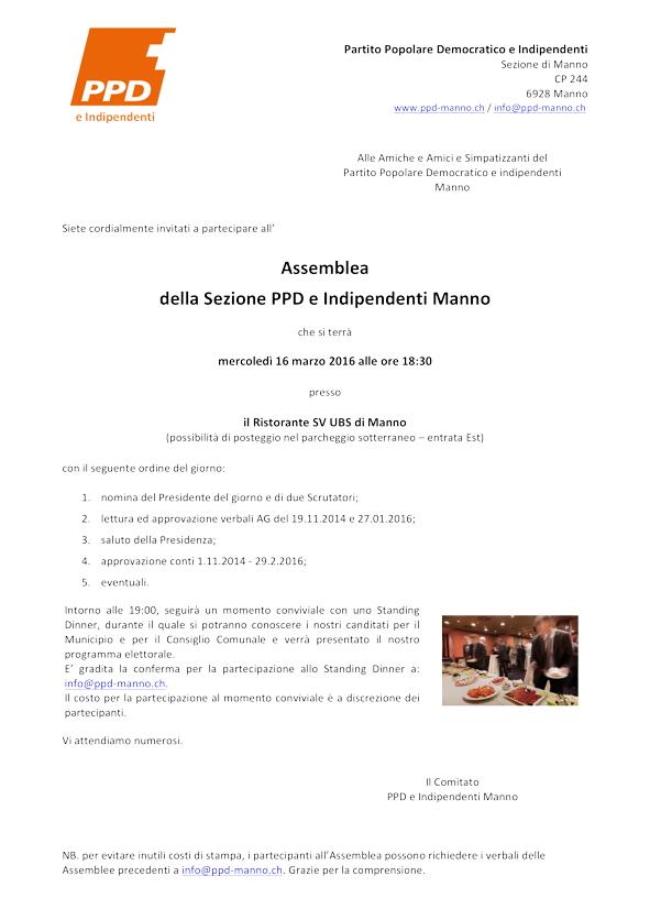 Invito Assemblea PPD 16.03